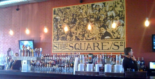 Beer Goggins' Beer Garden Series: Studio Square