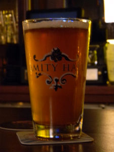 Amity Hall, A True Beer Hall In Manhattan's West Village
