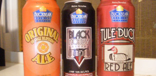 Bucking the Trend: Reviewing 3 of Buckbean Brewing's Finest Beers