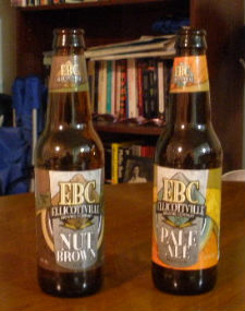 Tuesday's Brews Reviewed: Ellicottville Brewing Co. Pale Ale And Nut Brown