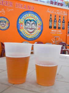 Coney Island, Freaks, the 4th of July and the World's Smallest Brewery