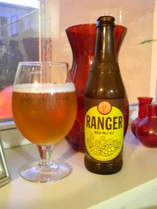 Tuesday Brew Review: New Belgium Ranger IPA