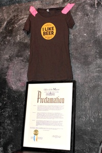 July Good Beer Month has arrived with a proclamation from Mayor Bloomberg.